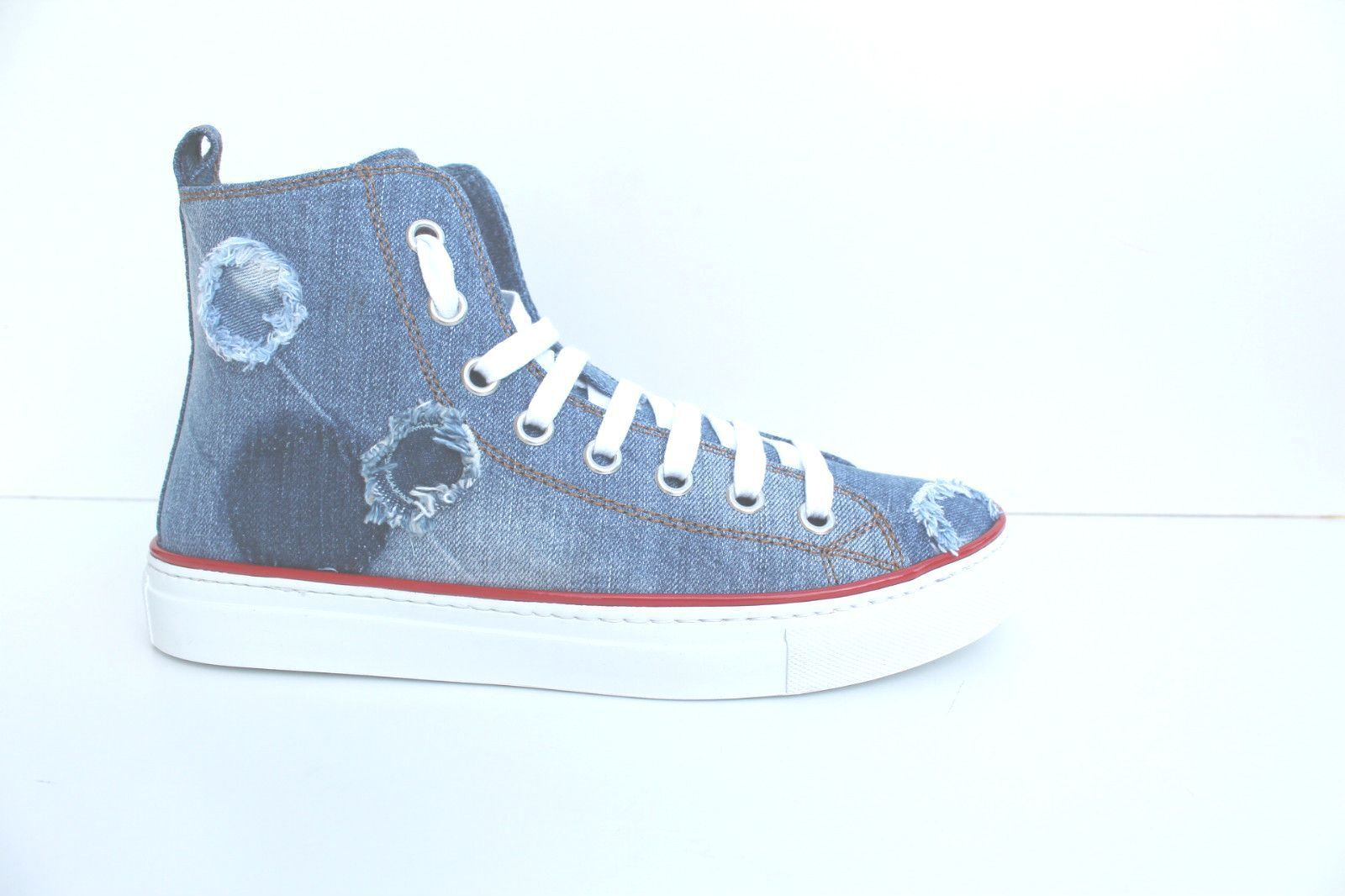 Sneaker alta Dsquared2 in uomo in Dsquared2 jeans (12) a0d3c2