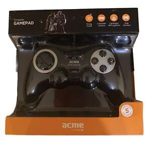 ACME GA08 Gamepad completa per i giochi-Windows, Accessori, computer, Tech