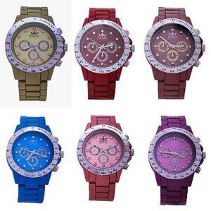 New-Kings-Fashion-Metal-Strap-Silver-Dial-Ladies-Watches-Analog-Quartz-Movement