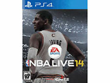 NBA Live 14 2014 USED SEALED (Sony PlayStation 4) PS PS4 **FREE SHIPPING!!