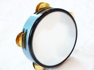 Humble Aon:: Tef Tambourin Riq Marine Avec Cymbales-afficher Le Titre D'origine Mode Attrayante