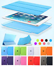 2 in 1 Ultra Slim Leather Magnetic Smart Case Stand Cover for iPad2 3 4 Mini Air
