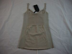 Burberry-Prorsum-Casual-Light-Beige-Tank-Top-sz-M-650-Italy-BNWT-100-Authentic