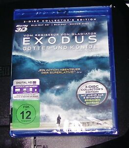 EXODUS-GOTTER-Y-REYES-3D-COLLECTORS-EDITION-3D-BLU-RAY-DOBLE-BLU-RAY-NUEVO
