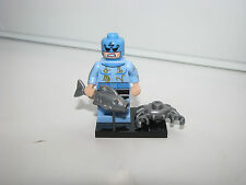 LEGO The Batman Movie Mini Figures  71017 Zodiac Master with Fish and Crab