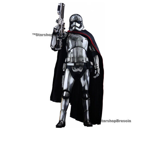 Star Wars - Episode VII - Capitaine Osterman 1 6 Figurine 12   Hot Toys MMS328