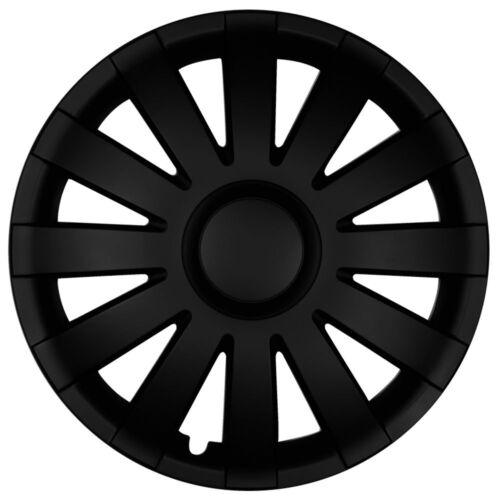 Radkappen 15 Zoll AGA schwarz für Mazda Lancia Radblenden Radzierblenden