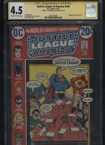 Justice-League-of-America-105-CGC-4-5-SS-Len-Wein-1973