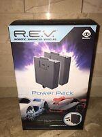 Wowwee Rev Power Pack Robotic Enhanced Vehicles