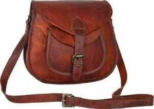Women-039-s-New-Leather-Messenger-Shoulder-Cross-Body-Boho-Vintage-Bag-Purse