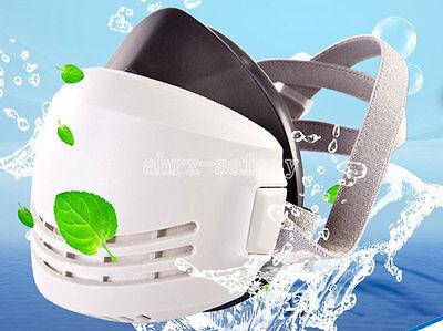 Rubber Half Face Dust Mask KN90 Dustproof & Welding Fume Respirator (ST-AX)