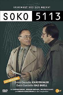 SOKO 5113 - Knastdealer / Das Duell von Ulrich Stark | DVD | Zustand sehr gut