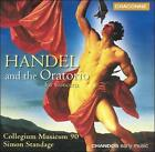 Handel and the Oratorio for Concerts (CD, May-2002, Chandos)