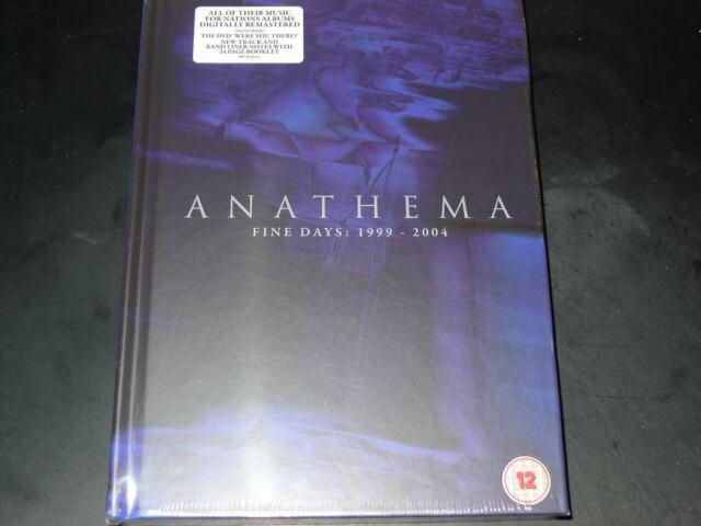 Fine Days 1999-2004 by ANATHEMA (21 April 2015) 3CD+DVD Box