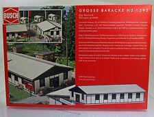 Busch 1392 Bausatz:  DDR Baracke Speisesaal ( LPG , Armee , VEB etc. )
