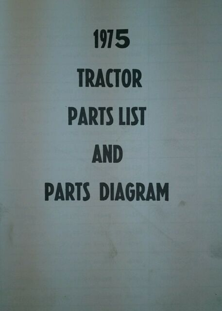 s l640 gilson montomery ward lawn garden tractor 1975 parts manual gil