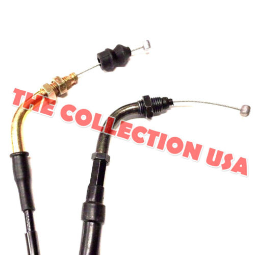 New 86 Inch Throttle Cable Carburetor Wire For Street Legal Moped Scooter Gy6