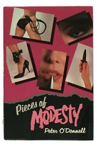 Peter O'Donnell: Modesty Blaise, Pieces of Modesty FIRST EDITION