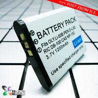 Li-50b Li50b Battery For Olympus Mju Tough 6000 6010 6020 8000 8010 Stylus 1010