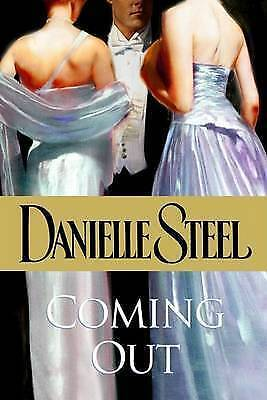 Coming Out, Danielle Steel, Used; Like New Book