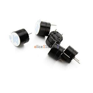 10PCS-5V-Active-Buzzer-Magnetic-Long-Continous-Beep-Tone-Alarm-Ringer-12MM