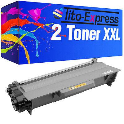 2 Toner XXL 16.000 Seiten ProSerie für Brother TN3330 TN3380 HL-5450D MFC-8510DN