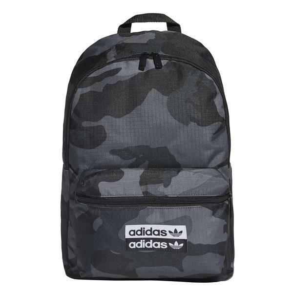 adidas Originals Classic Rucksack Grau Camouflage (ED8654)