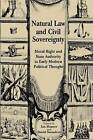 Natural Law and Civil Sovereignty: Moral Right and State Authority in Early Modern Political Thought by Palgrave Macmillan (Hardback, 2002)