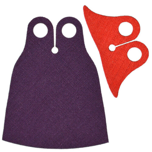 CAPES ONLY ideal cape for your Lego Toy Story Zurg minifig CUSTOM cape
