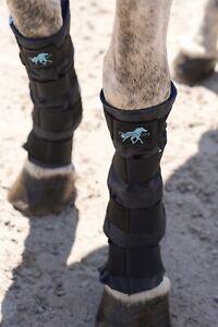 Equine Kompression Eis Wrap-One-Freiheit Therapie für Vorder-Hinterbeine Streichkappen Splint
