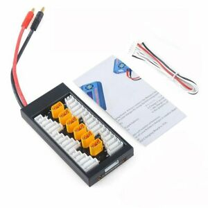 Lipo-Ladegeraet-Charger-Battery-Balance-Charging-Board-XT60-Connectors-2-6S-Akku