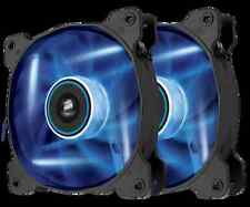 Corsair Air Series Af120 Led Blue Quiet Edition High Airflow 120mm Fan - Twin