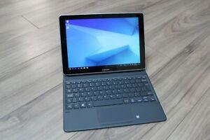 Samsung-Galaxy-Book-SM-W620-10-6-FHD-m3-7Y30-4GB-64GB-W10-2-in-1-Tablet-Laptop