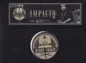 Daddy-Yankee-Impacto-Original-and-Rare-Promo-Remixes-with-Fergie-2007-Vinyl-LP