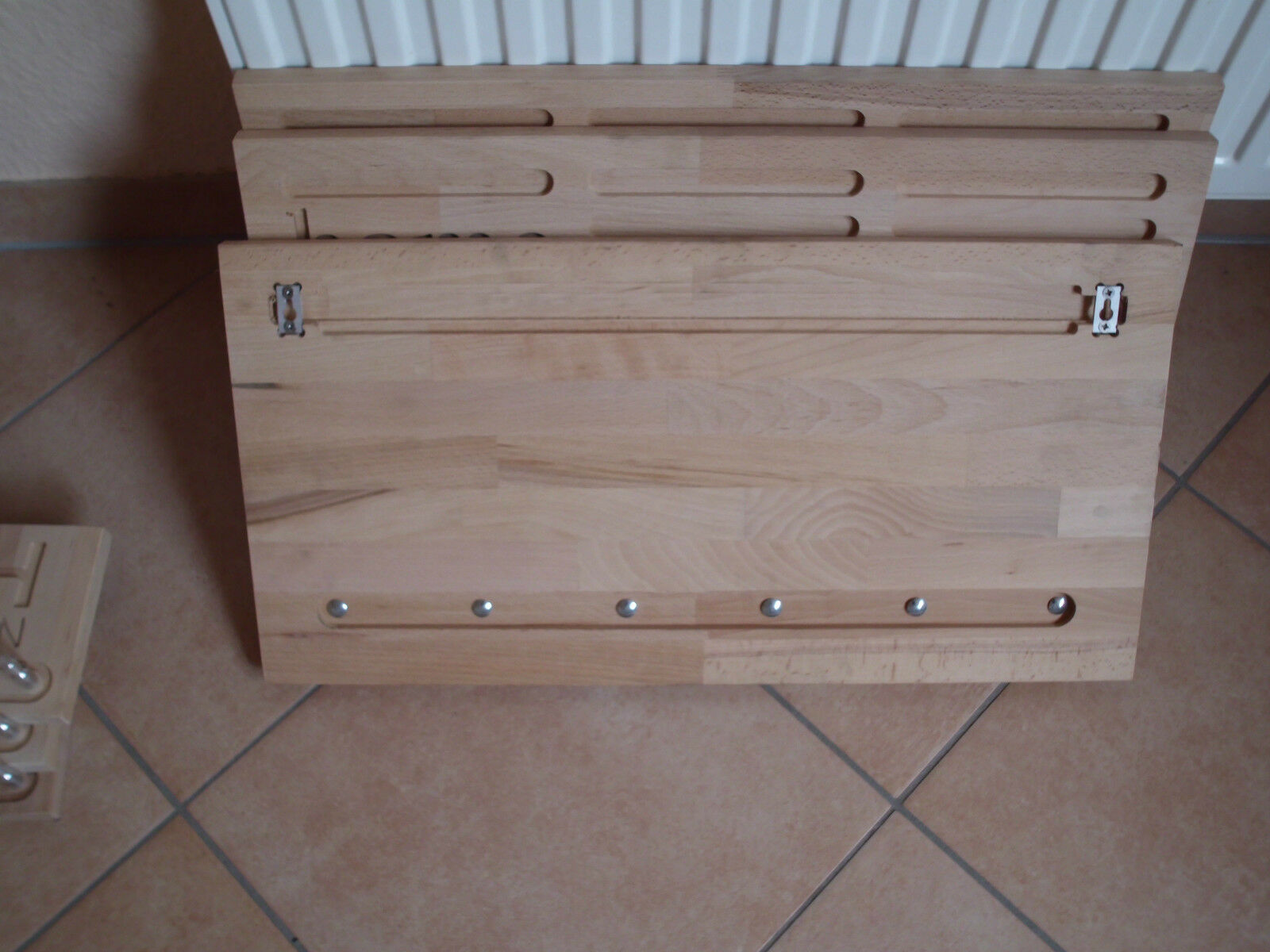 Flurgarderobe Wandgarderobe Garderobe Garderobe Garderobe Family 60x30cm CNC gefräst | Ausgang  3afe06
