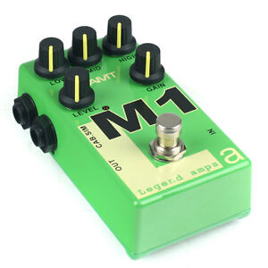 AMT-Electronics-M1-Guitar-Overdrive-Distortion-Pedal-Marshall-JCM800