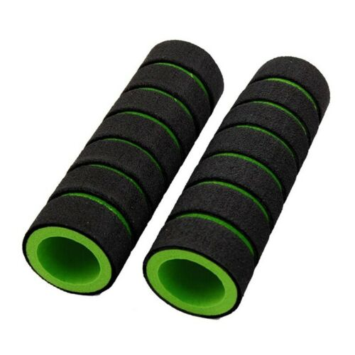 Nonslip Soft Foam Bike Bicycle Handle Bar Grips Cover 4 Pcs A7M4 U8