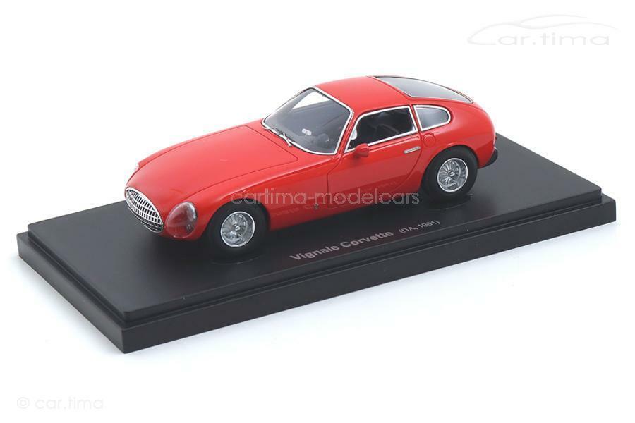Vignale Corvette - rot - Avenue43 1 43 - 60009