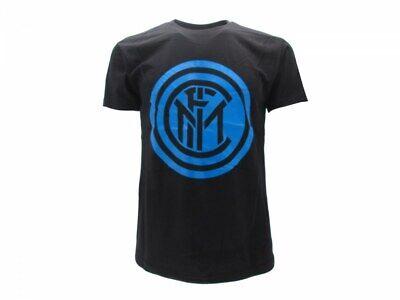 Compiacente T-shirt Originale Inter 2019 Logo Maglietta Ufficiale Maglia Fc Internazionale