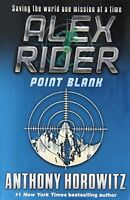 Point Blank (alex Rider Adventure) By Anthony Horowitz, (paperback), Puffin Book