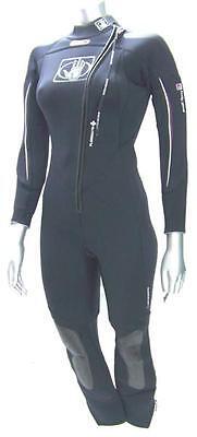 Ehrgeizig Body Glove Exo Frontzip Neopren 3mm Lady Tauchanzug Surfen Tauchen Neoprenanzug Nass- & Trockenanzüge