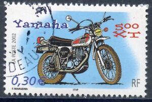 PerséVéRant Stamp / Timbre France Oblitere N° 3517 Moto / Yamaha 500xt Diversifié Dans L'Emballage
