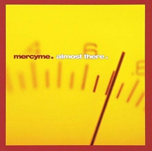 MercyMe - Almost There [New CD]