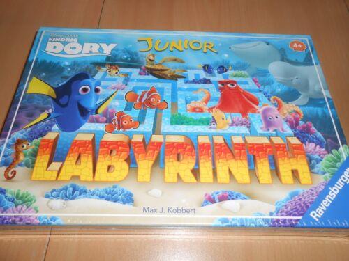 jeu de société LABYRINTHE JUNIOR dory nemo disney pixar - sous blister
