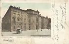 TORINO-PALAZZO CARIGNANO; ARCHITETTO GUARINI 1680_VIAGGIATA 1902_ED. VALENTINI