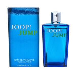 JOOP JUMP * Joop! Cologne for Men * 3.3 / 3.4 oz * NEW IN BOX