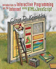 Interactive Programming for the World Wide Web with JavaScript by Craig D. Knuckles (Paperback, 2000)