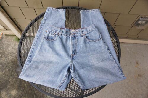 m 8 taille taille Levi's Vtg Jeans jeans 550 basse à haute zvIxU