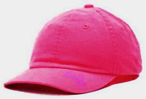 100% COTTON HOT PINK Color Plain Baseball Cap Blank Curved Visor Hat ... 8d4d6b55ca7b