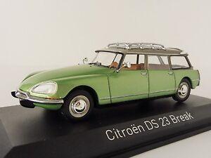 Citroen-DS23-Break-1974-Green-Metallic-1-43-NOREV-155044-Citroen-DS-ID-23-Kombi
